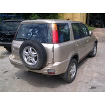Sucata Honda Crv 2.0 16v 2000 Bartolomeu Peças