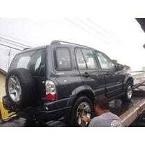 Sucata Peças Gm Tracker 2008 4x4 Gasolina Id:92*2613