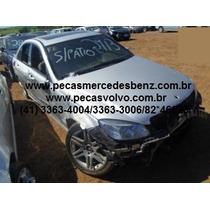 Mercedes C350 C180 C200 Cgi Kompressor Sucata Para Pecas