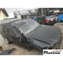 Sucata Nissan Pathfinder 05 Peças Susp. Câmbio Diferencial