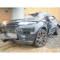 Range Rover Evoque S4i - Sucata/ Peças/ Motor/ Cambio/ Inter