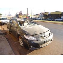 Sucata Corolla Xei 2010