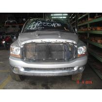Sucata Dodge Ram Peças Motor Cambio Diferencial Cabine Etc
