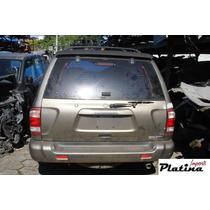 Sucata Nissan Pathfinder 03 Peças Teto Porta Parachoque
