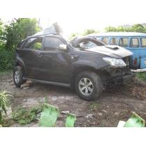 Toyota Hilux Sw4 Ano 07 - Sucata Peças