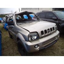 Sucata Peças Jimny 4x4 2001 Motor/cambio/roda/banco/ar/bomba