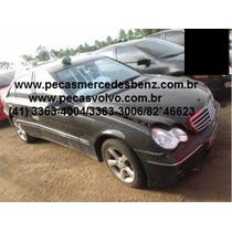 Mercedes C200 C320 C180 C230 C240 Kompressor / Peças