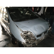 Sucata Scenic Rxe 1.6 16v 02 Pra Tirar Peças Motor Cambio