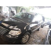 Sucata Gran Caravan 3.3 V6 2007 Excelente