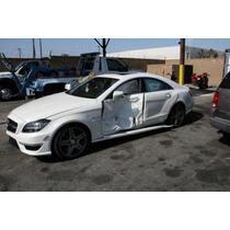 Mercedes-benz Cls 63 Amg 6.3 V8 Sucata