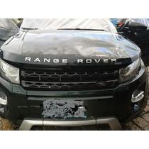 Sucata Land Rover Range Evoque Peças Motor Cambio Porta Etc.