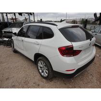 Bmw X1 S Drive 1.8i - Sucata - Nextel 833*493
