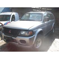 Peças Pajero Sport Gls V6 01 Auto - Sucata
