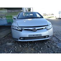 Sucata Civic Para Retira Peças Motor/airbag/radiador/capô.