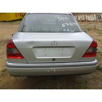 Mercedes C 280 Ano 1995 Sucata Peças Motor Cambio Abs Porta