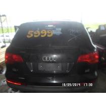Audi Q7 2007 4.2 V8 40v 350cv Quattro Tiptronic (sucata)
