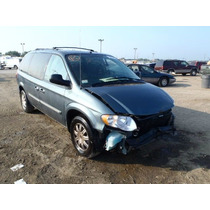 Chrysler Grand Caravan 2006 3.3 Sucata Nextel 833*493