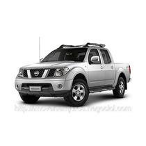 Sucata Nissan Frontier 2010 (foto E Valor Ilustrativo)