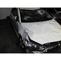 Sucata Mitsubishi Lancer 2.0 16v 2014 Vendo Peças