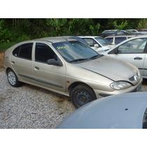 Renault Megane 1.6 16v Manual Sucata Para Retirar Peças