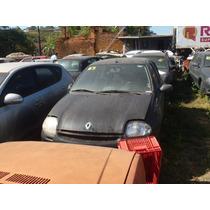 Renault Clio 2001 Sucata Para Retirar Peças