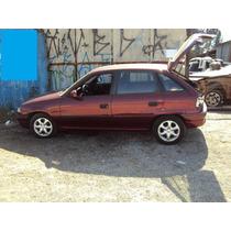 Astra 2.0 Ano 95 Gasolina Veiculo Sucata Para Venda De Peças