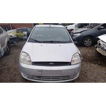 Ford Fiesta 1.6 2006 Gasolina Sucata - Rs Peças