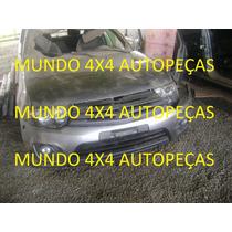 Sucata L200 Triton 3.2 D 2014 Com Motor E Cambio E Peças