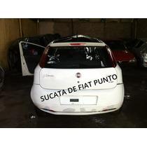 Peças Fiat Punto 2012 Sucata