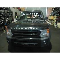 Sucata Land Rover Discovery 3 Se V6 Pecas Lataria Mecanica