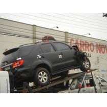 Sucata Toyota Hilux Sw4 3.0 Peças Motor Cambio Diferencial