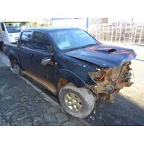 Sucata Toyota Hilux Srv 3.0 Diesel Peças Alternador Arranque
