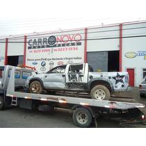 Sucata Chevrolet S10 2.4 Flex Peças Motor Cambio Lataria