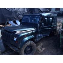 Sucata Peças Land Rover Defender 90 1998 Id: 92*2613