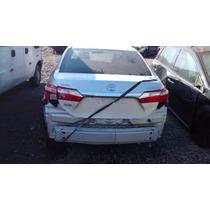 Sucata Toyota Corolla Xei 2.0 2015 Bartolomeu Peças