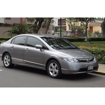 Sucata New Civic 2008