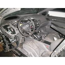 Sucata Civic Lxs Flex 08 Pra Tirar Peças Motor Cambio Air Ba