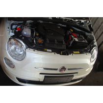 Floripa Imports Sucata Fiat 500 2012