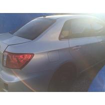 Sucata Subaru Impreza Sedan 2010 - Somente Peças