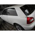 Sucata Audi A3 1.6 03 Manual, Rodas Cambio, Motor, Lataria