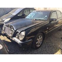 Sucata Mercedes Benz E320 96/97 - Somente Peças
