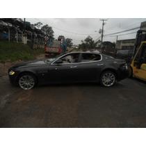 Maserati Quattroporte 2011 Retirada De Peças, Funcionando.