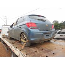 Sucata Chevrolet Onix Ltz 1.4 2014 P/ Venda De Peças Usadas