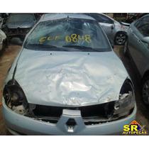 Sucata Batidos Renault Clio 1.0 16v Peças Motor Cambio Pecas