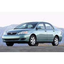 Toyota Corolla Xei Aut. 2006 Sucata Para Retirada De Peças