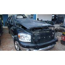 Caminhote Dodge Ram 2500 Ano 2008 Caixa/motor/diferencial.