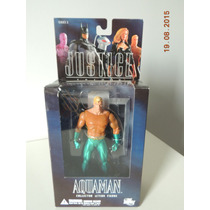 Aquaman - Dc Direct - Series 2 - Justice League - Raro Unico
