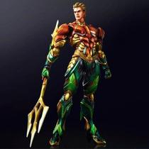 Play Arts Dc Comics: Aquaman Variant - Square Enix