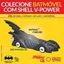 Coleção Miniaturas Batmóvel Postos Shell. Forever. Batman