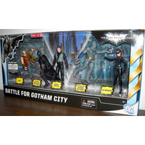 Batman - Battle For Gotham City - Dc Comics - Mattel